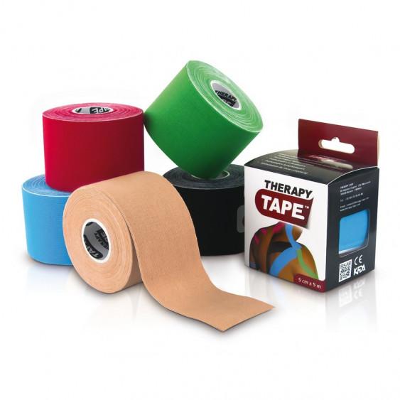 Therapy Tape - 6 coloris -  5 cm x 5 m
