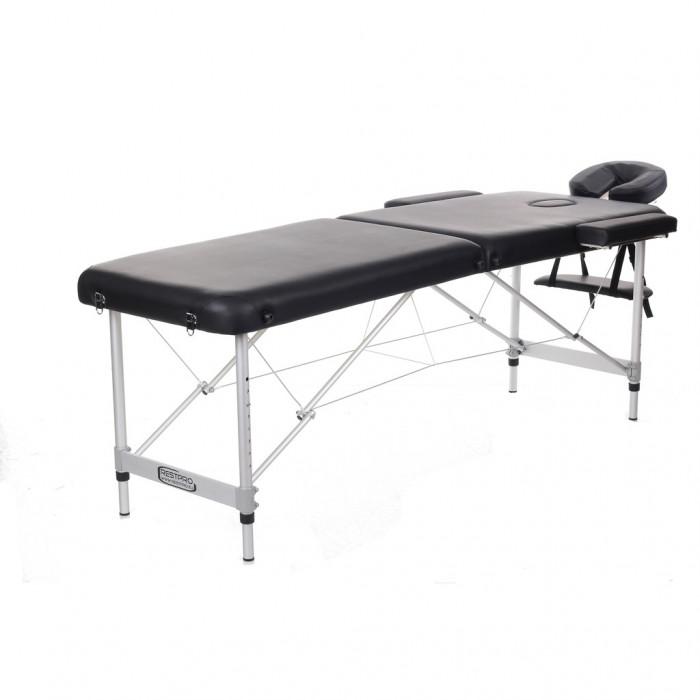 Table massage pliante structure aluminium Table légère