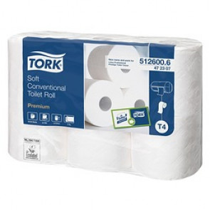 PAPIER TOILETTE TORK TRADITIONNEL DOUX
