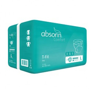 T-FIT ABSORIN JOUR TAILLE L 2000ML