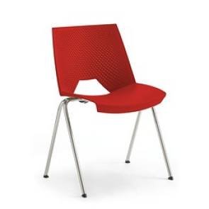 CHAISE  C 07 ROUGE