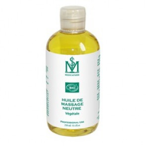 Huiles de massage Bio 250 ml