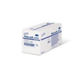Gants Peha soft Nitrile stérile/ non poudrés Taille 6.5