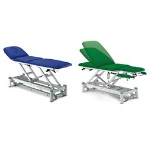 Table de massage Cezanne Junior 3 et 5