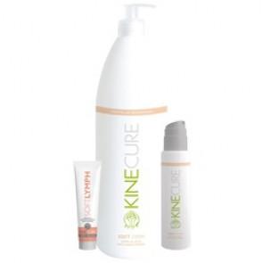 Crème-gel de massage effet jambes légères – Kinecure Soft Lymph
